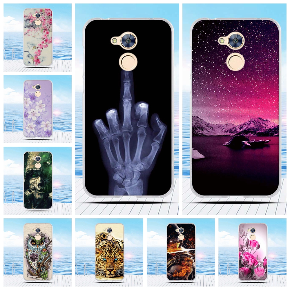 for Huawei Honor 6A Cover Case DLI-TL20 Soft Silicone fundas Bag for Huawei Honor 6A Back Protective for Huawei Honor 6A Covers