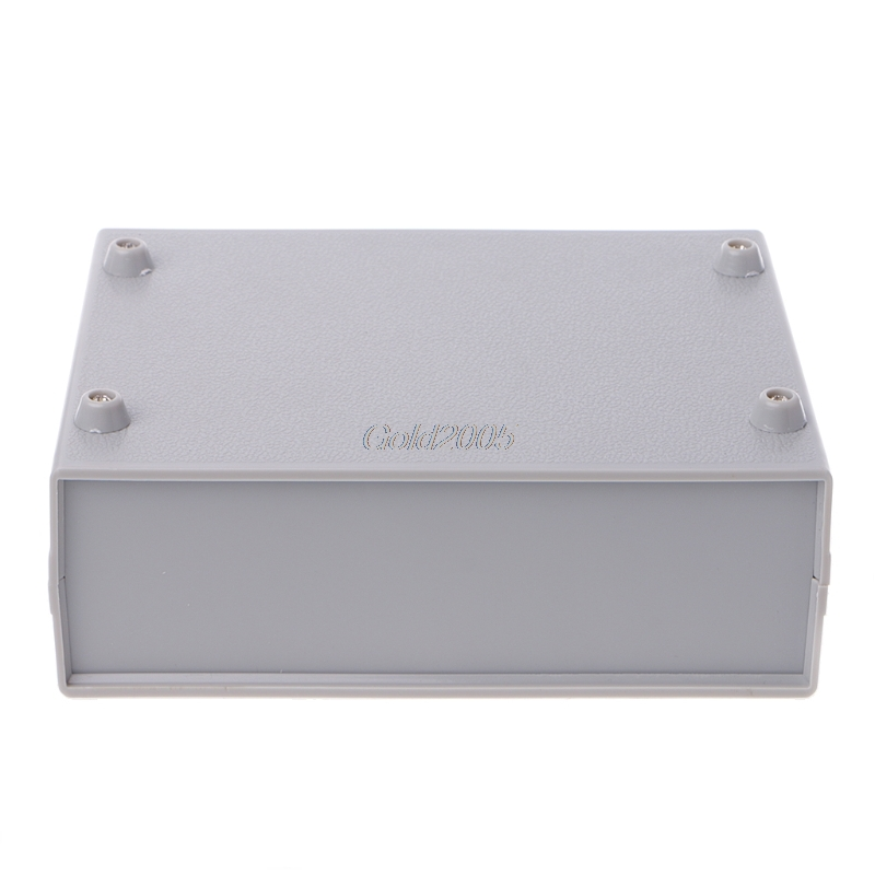 Plastic Electronic Project Box Enclosure Instrument Shell Case DIY 130x170x55MM G25 Drop ship free shipping abs plastic electronic project case equipment for pcb plastic handheld enclosure diy instrument box 238 134 50mm