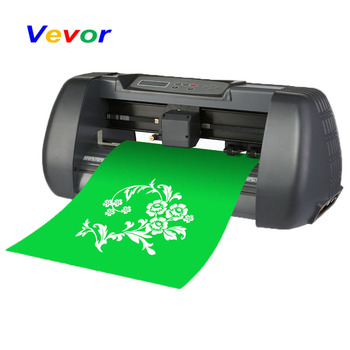 VEVOR 14 Vinyl Cutting Plotter DIY Heavy Duty 375mm Cutting Plotter Machine