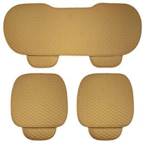 Image 5 - 車の車のフロントバックシートカバーフィットすべての車のクッション車のシートカバークッション四季の一般的な