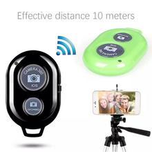 Wireless Bluetooth Phone Selfie Stick Shutter Self-timer Tim