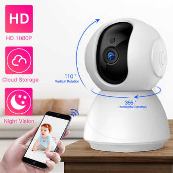 SDETER 1080P 720P Wireless Security Camera IP Camera WiFi CCTV Camera Surveillance Night Vision Baby Monitor Pet Camera P2P Cam - DISCOUNT ITEM  36% OFF All Category