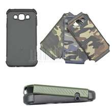 Phone Case For Samsung Galaxy Grand Prime G530 G530FZ G530H G5308W G530M G5308 S920 Camo Armor Camouflage Pattern