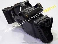 Hot Sales,Ram Air Intake Tube Duct Black For Honda CBR600RR F5 2007 2008 2009 2010 2011 2012 CBR 600 RR 07 12 Aftermarket Parts