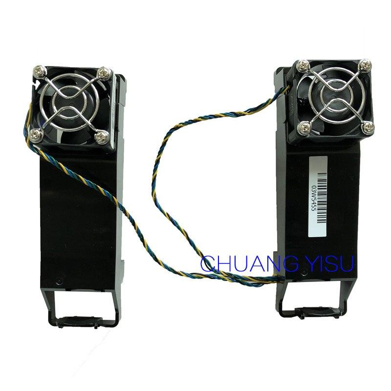 Free shipping CHUANGYISU for original D30 Dual Memory Fan FRU 03W5455 0A86517 A86517 work well
