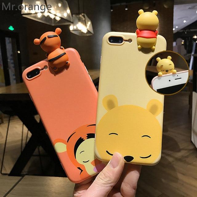 coque iphone x silicone orange
