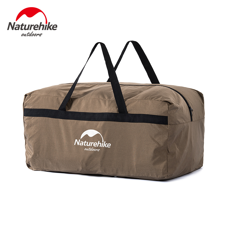 Naturehike 100L outdoor Storage Wash Bags pack handle bag large capacity swimming bags Waterproof travel hiking Gym Totes