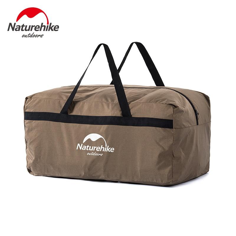 Naturehike 100L Outdoor Storage Wash Bags Pack Handle Bag Large Capacity Swimming Bags Waterproof Travel Hiking Gym Totes