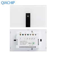 2 4G WiFi Smart Timing Wall Switch 1 CH Wall Light Switch APP Remote Control Switch