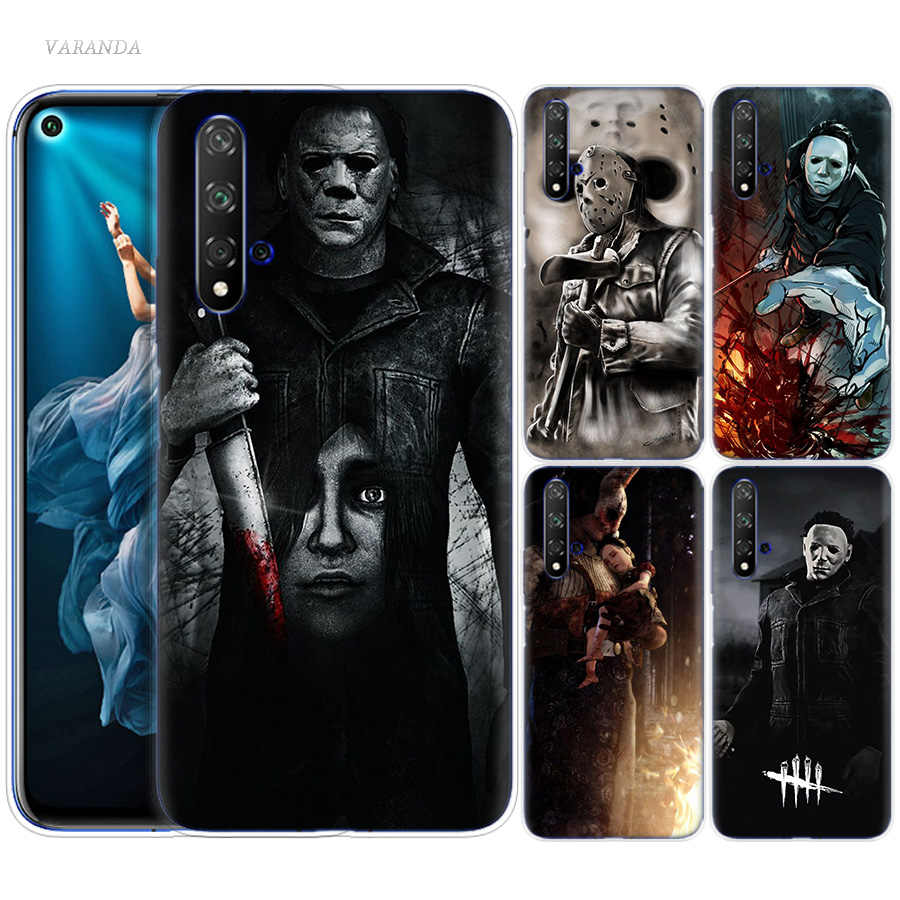 Dead by Daylight Case for Huawei Honor 8X 8C 8 9 10 20 Play 8A lite Pro V20 Y9 Y7 Y6 Y5 Prime 2018 2019 Silicone Phone Bags Capa