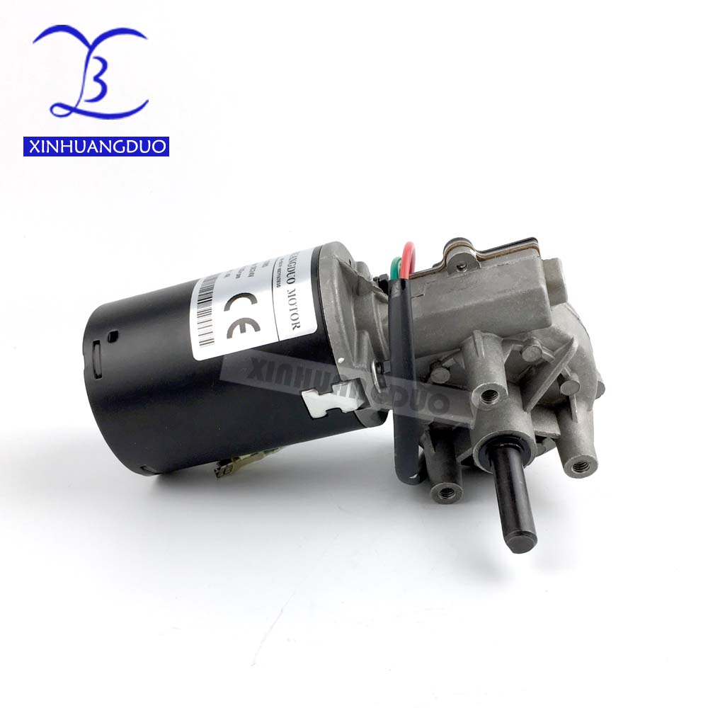 30 RPM GW6280 dc 24 v 4 8 N m 3 2 A low speed high