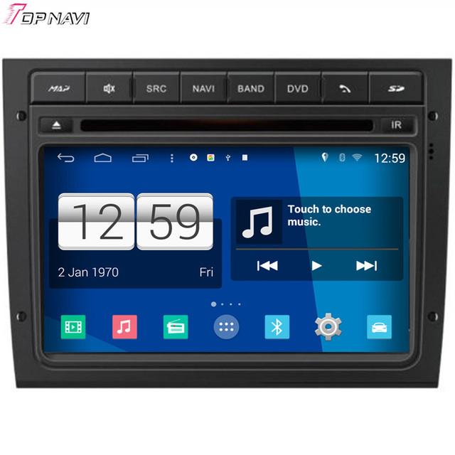 Envío Libre 7 ''Quad Core S160 Android 4.4 Del Coche DVD GPS Para Holden Commodore VY VZ Con Radio Estéreo de Audio Espejo Enlace Wifi BT