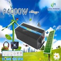 Solar Wind Emergy System Dc24 To Ac 220v 230v 240v 4000w 8000w Pure Sine Wave Solar
