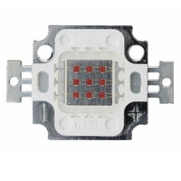 1PCS High Power LED Chip 10W Grow Diode Deep Red 660nm + Red 630nm COB DIY 10W 20W 30W 50W 100W LED Grow Light For Plant Growth