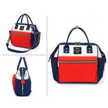 Fashion Multifunction Large-Capacity Durable Diaper Bag