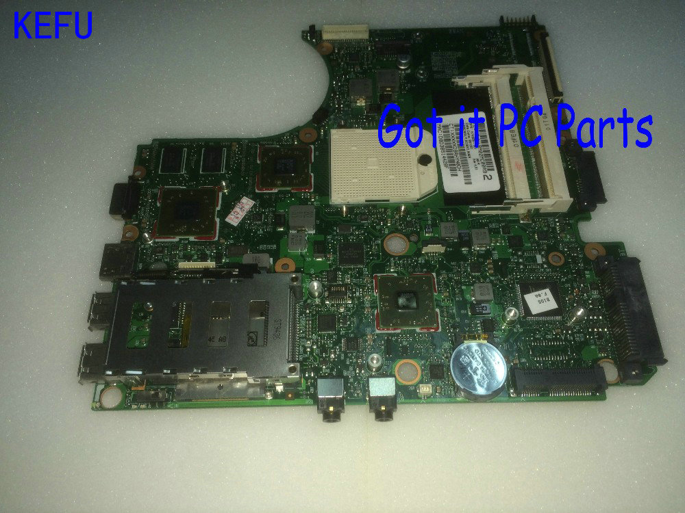 KEFU FREE SHIPPING WORKING +NEW LAPTOP Motherboard 574506-001 / 585221-001 For HP PROBOOK 4515S 4416S NOTEBOOK PC +CPU original 615279 001 pavilion dv6 dv6 3000 laptop notebook pc motherboard systemboard for hp compaq 100% tested working perfect