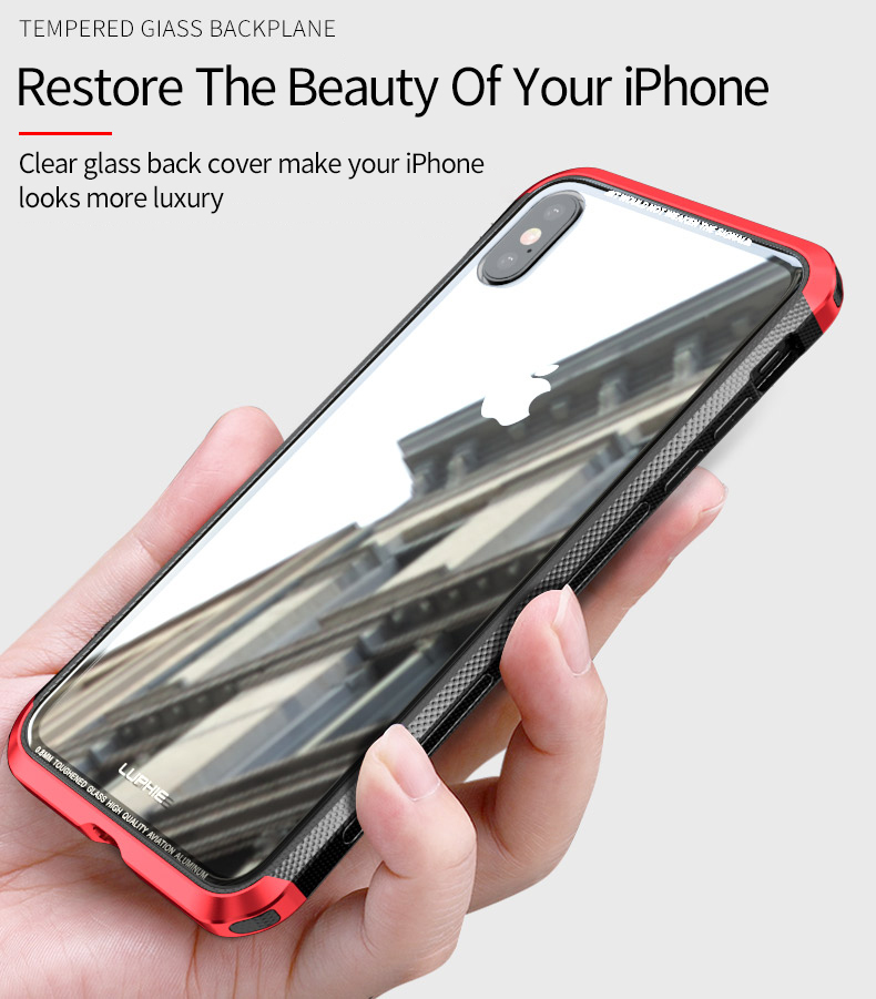 For Sony Z5 Plus Original Luphie Brand Luxury Metal Case Aluminum Frame Top Quality Bumper For Sony Xperia Z5 Premium 5.5