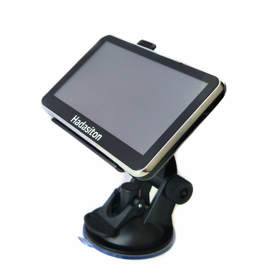 Navigation Car Gps Maps Fm-Transmitter Cpu800mhz Hot-4.3inch Free-Latest Free-Latest title=
