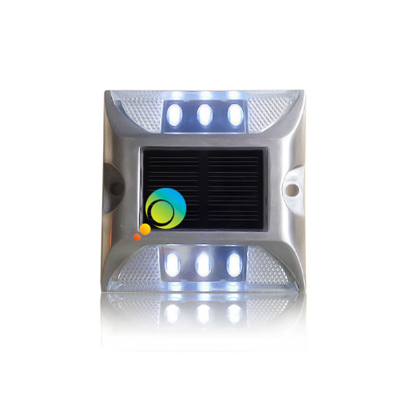 Wdm-sgfs-2-3w High Bright White Color Led Driveway Traffic Road Marker Led Solar Cat Eyes 3m Road Studs Let Our Commodities Go To The World Road Stud