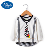Disney Children Clothing Boy S Long Sleeve T Shirts Baby T Shirts Hot Sale Kids Tops