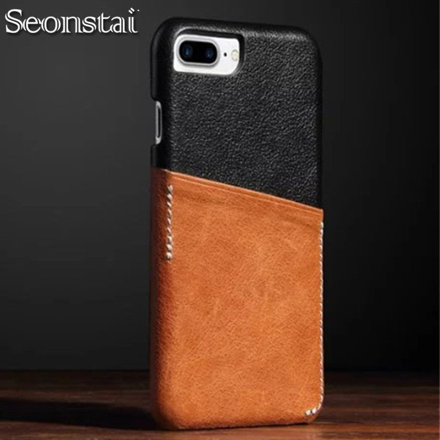 coque iphone 7 plus cuir