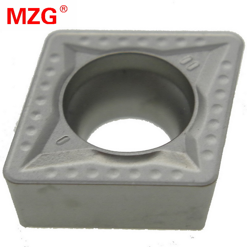 MZG Discount Price CCMT09T308-MT ZN60 Turning Boring Cutting CNC  Carbide Cermet Inserts for Steel Processing SCLC ToolholderMZG Discount Price CCMT09T308-MT ZN60 Turning Boring Cutting CNC  Carbide Cermet Inserts for Steel Processing SCLC Toolholder