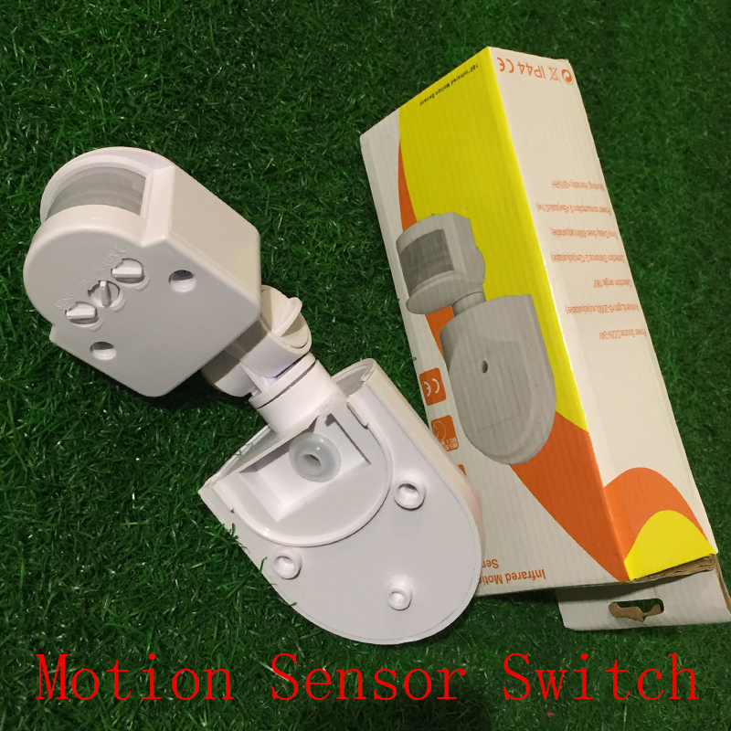 Free shipping 180 Degree 12M Security PIR Motion Movement Sensor Detector Switch PIR Infrared Motion Sensor Movement Switch 24V hot sale lowest price 3led pir infrared auto motion sensor detector security wireless cabinet night light free shipping