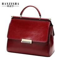 2018 New Brand Fashion Genuine Leather Women Bag Solid Famous Design Natural Leather Women Shoulder Bag Women Handbag sac a main