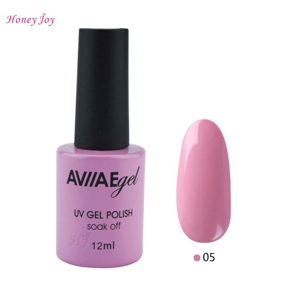 Aliexpress Aviiae Light Purple Gel Nail Polish Long Lasting Soak Off Led Uv L Cure Cosmetic Make Up 12ml Environment From
