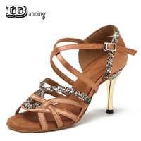 a00080daa Ballroom Latin Dance Shoes Salsa Latin Shoes Ballroom Latin Salsa Dancing  Shoes Glitter Women Sandals Hot