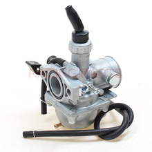 Free Shipping Mikuni VM16 PZ19 Hand Choke 19mm Carburetor Dirt Bike 50cc 70cc 110cc ATV Performance Part