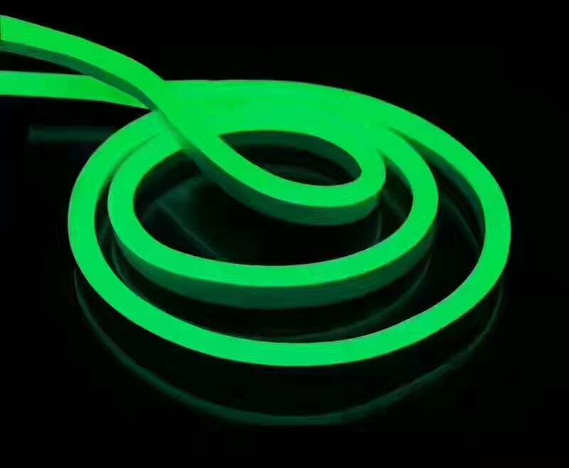 Image 4 - 1 10m Outdoor&Indoor LED Lighting Flex LED Neon Light SMD 2835 120leds/M LED Strip rope Light Waterproof IP68 DC12V with adapter-in LED Strips from Lights & Lighting