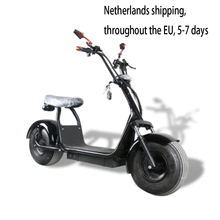 PHSC01/Large round /Harley electric scooter /Adult battery car / double fashion leisure two wheel
