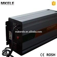MKM4000-242G-C универсальный разъем высокой мощности 4000 Вт Инвертор 24vdc 220vac преобразователь питания для автомобиля с зарядное устройство