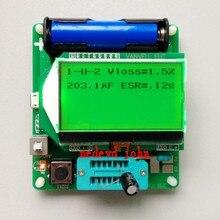 3,7 в версия индуктор конденсатор большой емкости СОЭ метр DIY MG328 Многофункциональный тест