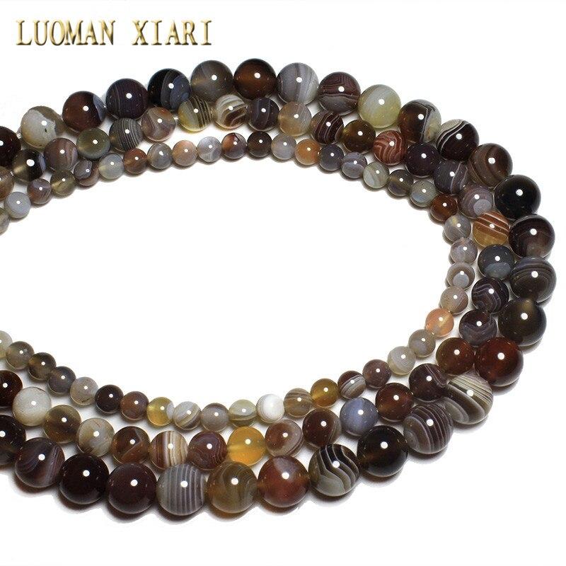 c701ba127171 100% Natural de calidad AAA negro Labradorit piedra suelta perlas para la  fabricación de la