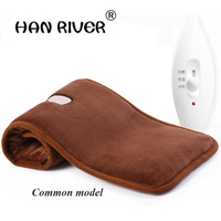 Multi function electric and heat shoulder neck therapy package far infrared sea salt physiotherap lectric heating salt bag