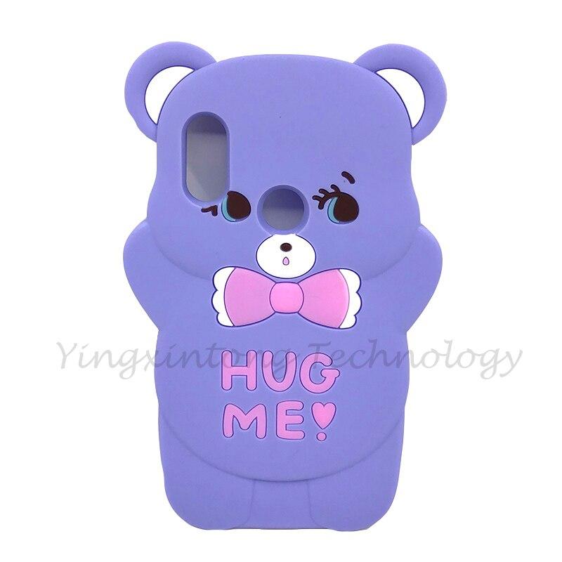 Bear purple Case