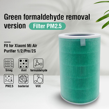 Updated For Xiaomi mi 1/2/2S Pro Air Purifier Filter Carbon HEPA Air Filter replacement For home Anti PM2.5 formaldehyde alpda applies millet 1 generation 2 generation pro purifier filter screen to enhance formaldehyde removal pm2 5