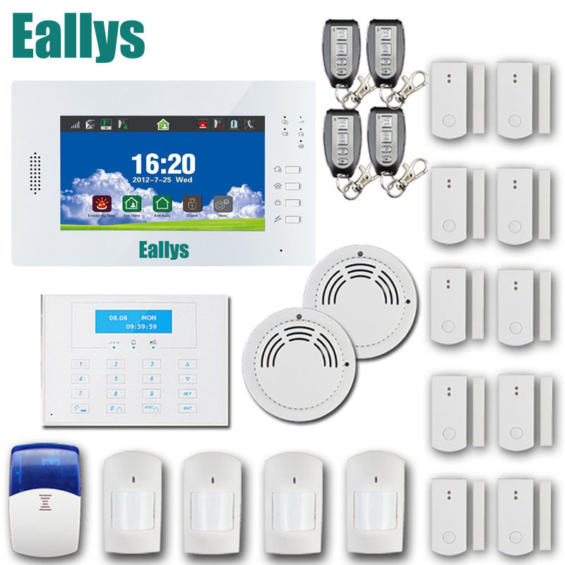 Classic DIY GSM850/900/1800/1900Mhz 868MHZ alarm system with detailed menu,friendly interface,Lithium battery Home alarm panel free shipping lcd dispaly home wireless gsm alarm system 850 900 1800 1900mhz