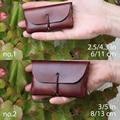 Кожа высечки для DIY кожаное ремесло без шитья сумка для монет держатель карт шаблон для резки ручной инструмент для перфорации