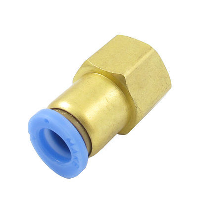 1/4 PT Female Thread 8mm One Touch Joint Pneumatic Quick Fitting pneumatic 1 4 pt thread tube 8mm t joint one touch quick fittings