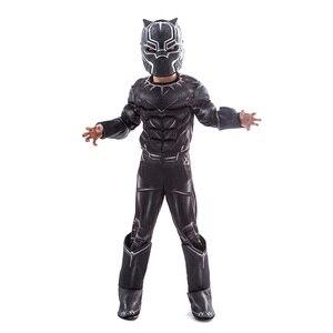 Image 4 - Пурим Хэллоуин костюм Человек паук Бэтмен Супермен костюм для мальчика Детский карнавальный костюм супергерой Мстители косплей одежда