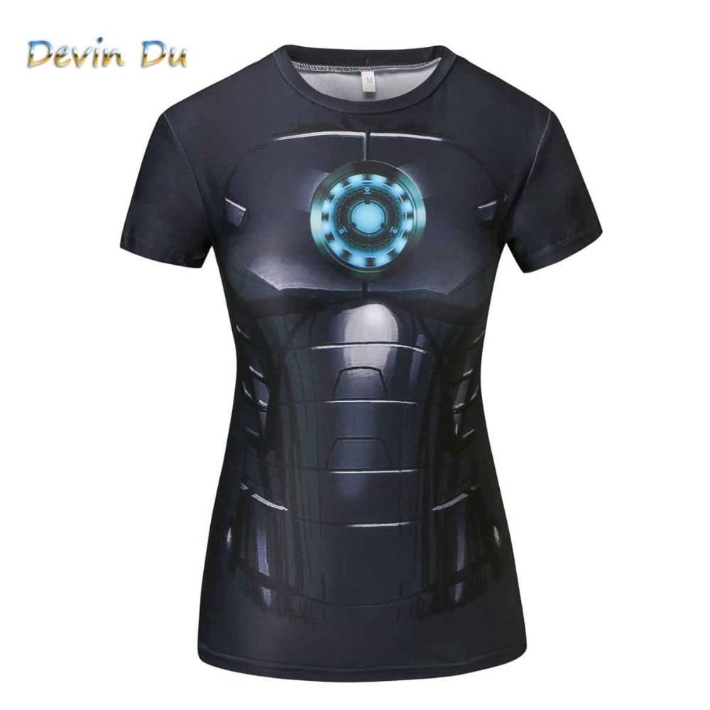 Женская футболка с 3D принтом Капитан Америка коротким рукавом и Звездные войны