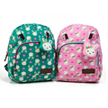 High Quality !! 2017 Cartoon Animals Kids Backpack Children School Bags For Boy Girl Baby School Backpack Bags mochila escolar