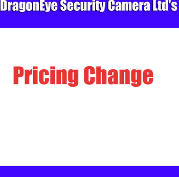 Dla różnicy w cenie DHL Fedex lub inne dodatkowe opłaty lub UPS z góry opłaconych wolne podatku usługi tanie i dobre opinie DatoCCTV