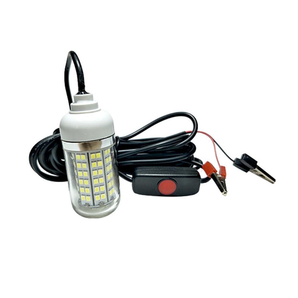 LED Underwater Light Lamp 12V Waterproof For Submersible Night Fishing Boat Outdoor Lighting   M25 LED Underwater Lights     - title=