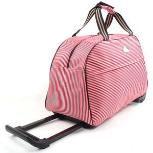 Image 2 - Luggage Bag Travel Duffle Trolley bag Rolling Suitcase Trolley Women Men Travel Bags  With Wheel Carry On bag