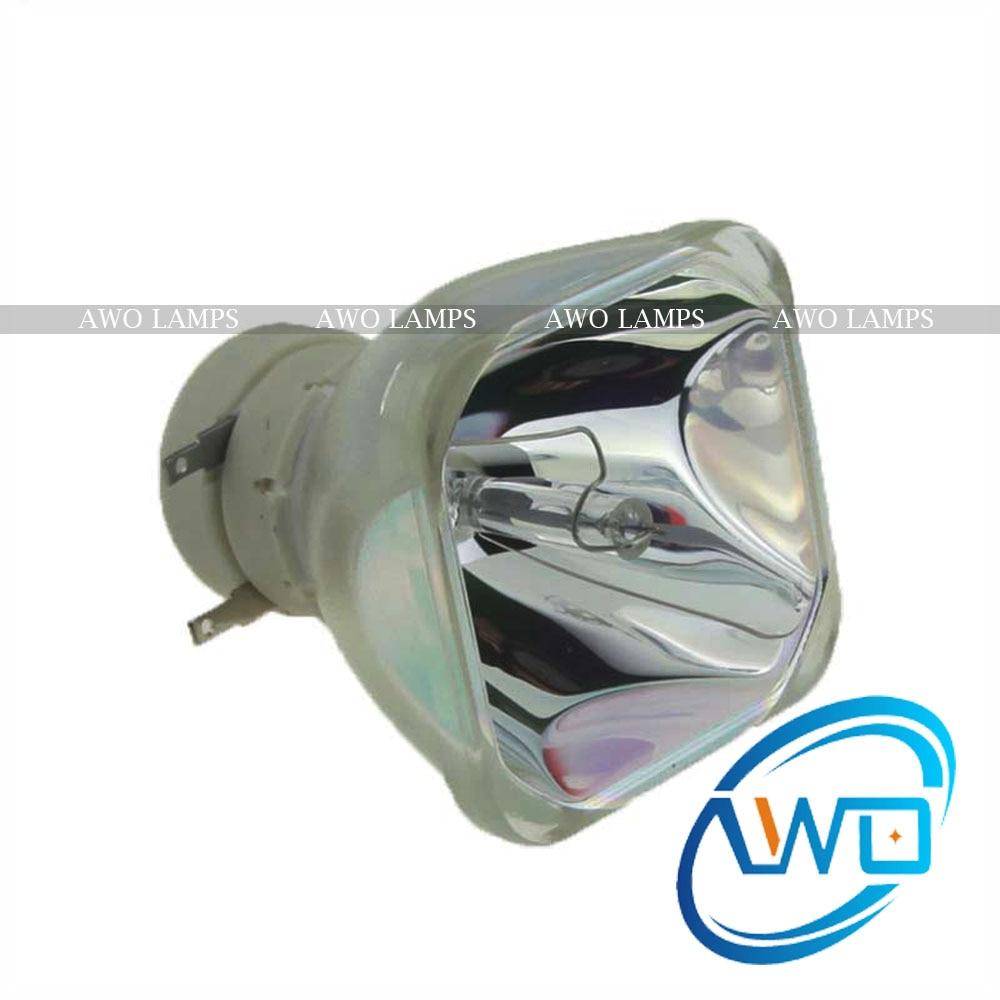 AWO Uyumlu SONY VPL EW130 için Projektör Çıplak Lamba LMP-E211 / - Ev Ses ve Video