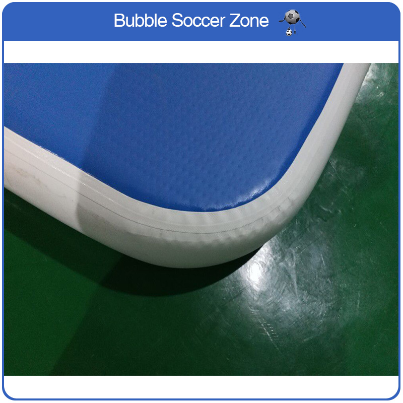 Free Shipping 5m Blue Inflatable Tumble Track Trampoline Air Track Gymnastics Inflatable Air Mat Trampoline Air Track Mat free shipping 3x0 9x0 1m black gymnastics inflatable air track gym mat inflatable air tumble track inflatable air track